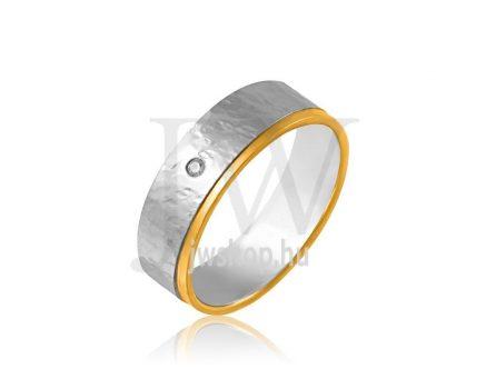 Arany karikagyűrű P1137K