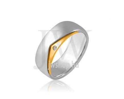 Arany karikagyűrű P1173K