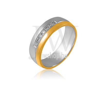 Arany karikagyűrű P1181K
