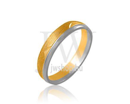 Arany karikagyűrű P373