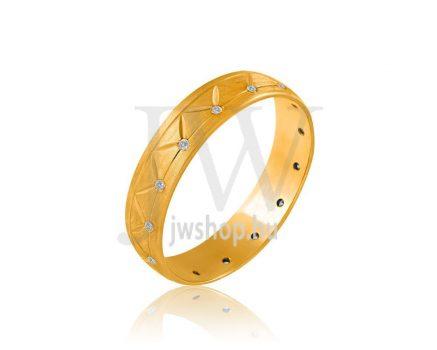 Arany karikagyűrű P470K