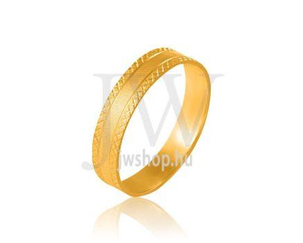 Arany karikagyűrű P56