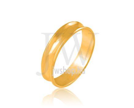 Arany karikagyűrű P593
