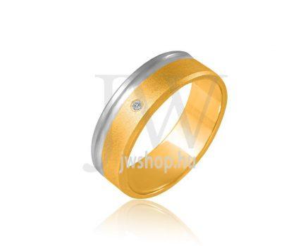 Arany karikagyűrű P624K