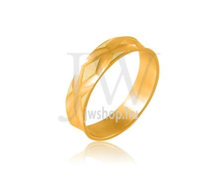 Arany karikagyűrű P660