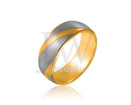 Arany karikagyűrű P705