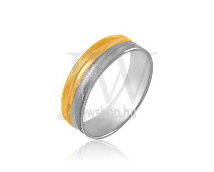 Arany karikagyűrű P771