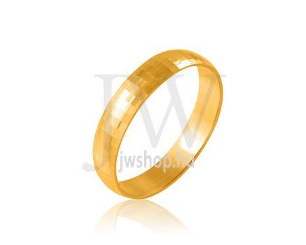 Arany karikagyűrű P77S