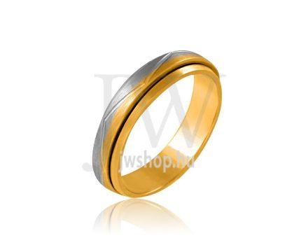 Arany karikagyűrű P825