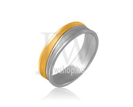 Arany karikagyűrű P947