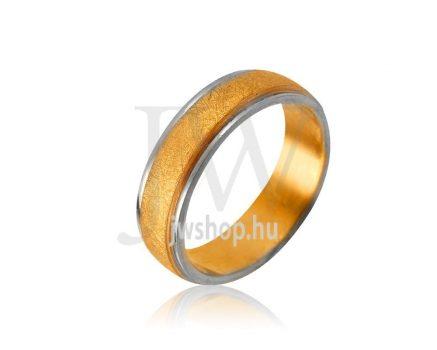 Arany karikagyűrű P996